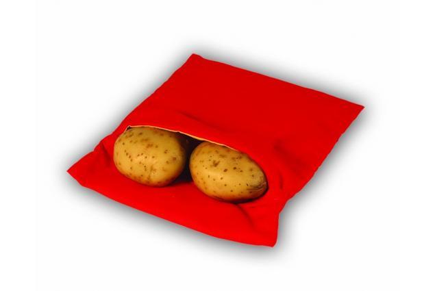 Foto 2 - Sáček na vaření brambor v mikrovlnce