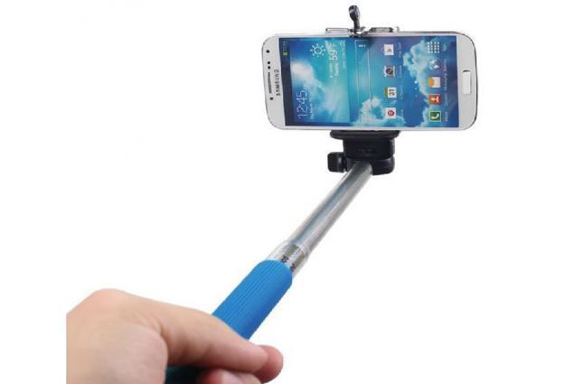 Foto 3 - Teleskopický Selfie s ovladačem