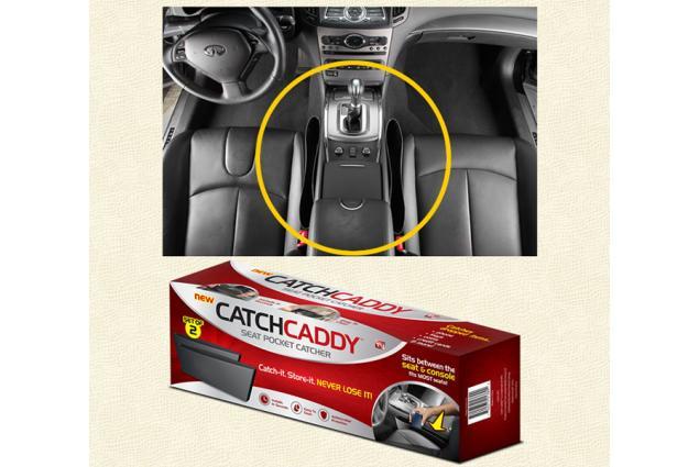 Foto 2 - Úložný box do auta Catch Caddy
