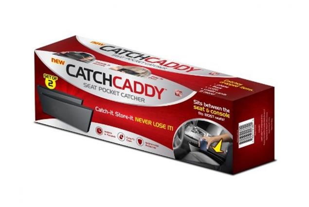 Foto 6 - Úložný box do auta Catch Caddy