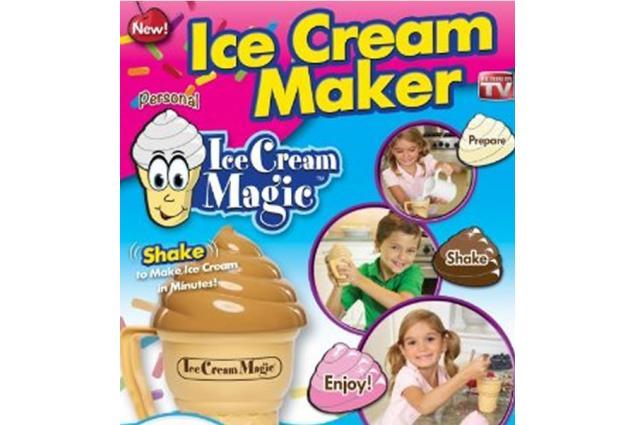 Foto 5 - Zmrzlinovač Ice Cream Magic