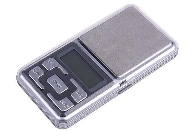 Foto 6 - Digitální kapesní váha 500g