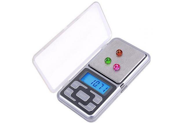 Foto 7 - Digitální kapesní váha 500g