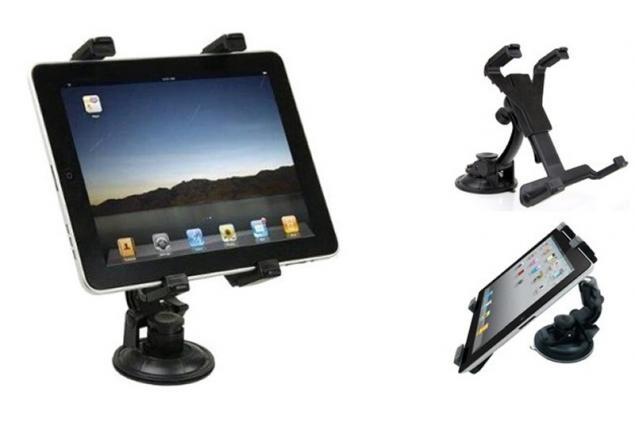 Foto 2 - Držák na tablet nebo navigaci