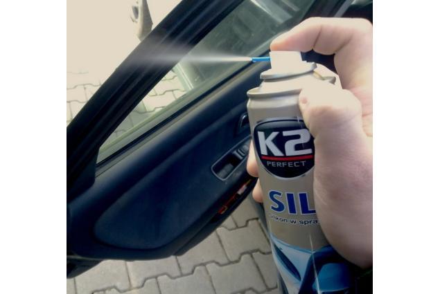 Foto 2 - K2 SIL 300 ml - silikonový olej ve spreji