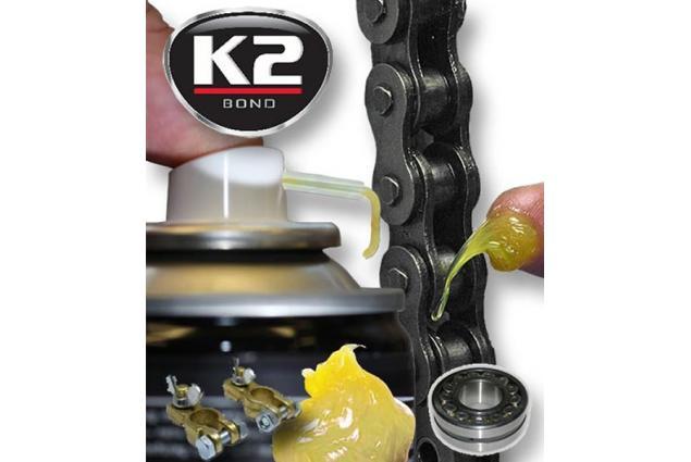 Foto 4 - K2 VETRIX 125 ml - technická tekutá vazelína ve spreji