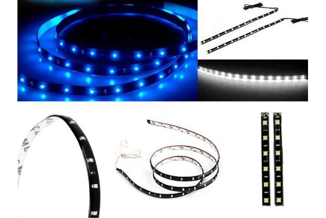 Foto 3 - LED pásek na tuning aut a motorek