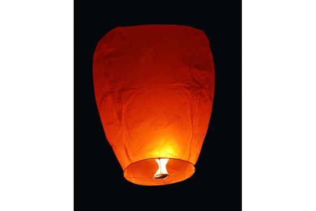 Foto 6 - Létající lampión štěstí