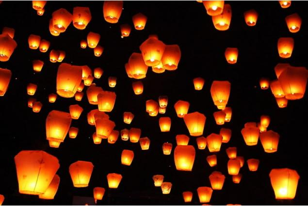 Foto 7 - Létající lampión štěstí