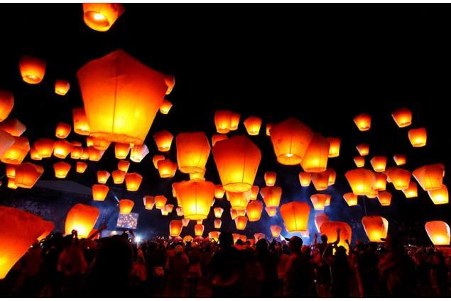 Foto 8 - Létající lampión štěstí