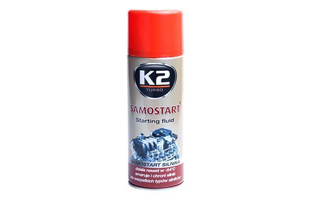 Foto 4 - K2 SAMOSTART 400 ml - startovací sprej