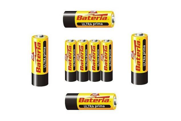 Foto 2 - Tužkové baterie AA - balení 4ks