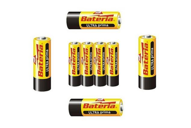 Foto 2 - Tužkové baterie AAA - balení 4ks