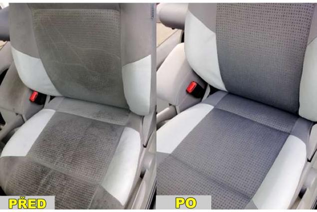 Foto 4 - K2 TAPIS 600 ml - pěnový čistič potahů a textilií
