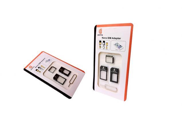 Foto 4 - Adaptér - redukce SIM karet