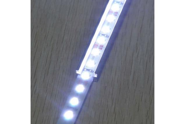 Foto 3 - Led pásek 5630 72LED v hliníkovém profilu 1m