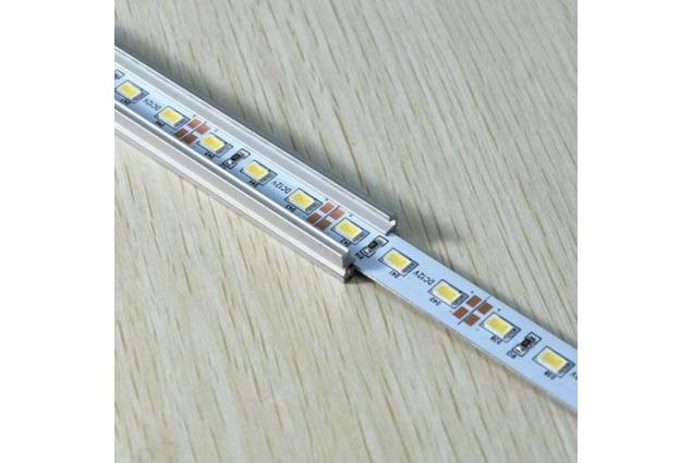 Foto 5 - Led pásek 5630 72LED v hliníkovém profilu 1m