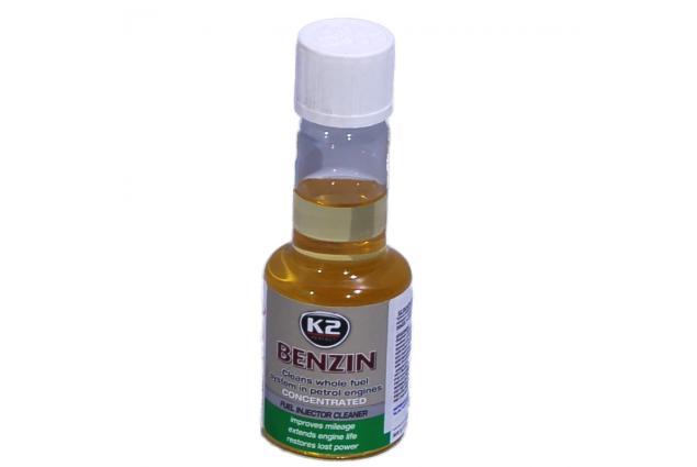 Foto 2 - K2 BENZIN 50 ml - aditivum do paliva