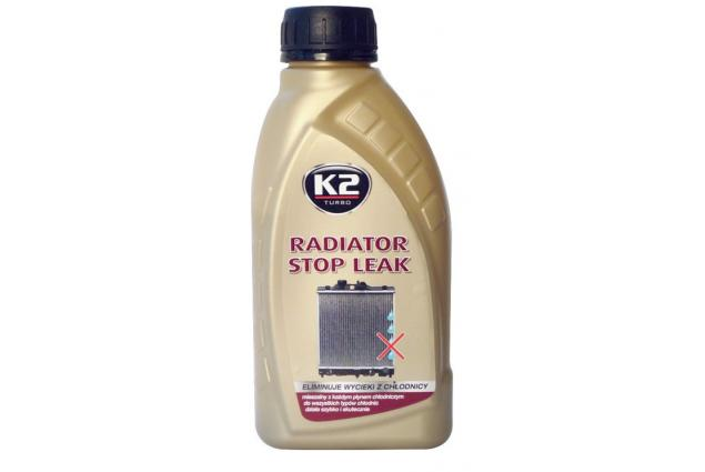 Foto 2 - K2 RADIATOR STOP LEAK 400 ml - utěsňovač chladiče