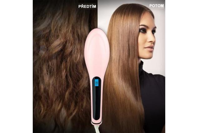 Foto 9 - Žehlička na vlasy HQT-906