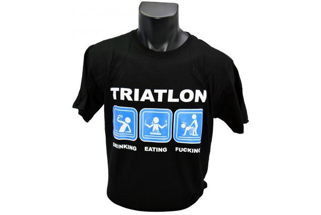 Foto 2 - Tričko Triatlon