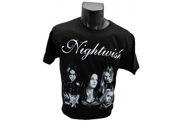 Foto 2 - Tričko NightWish model 001
