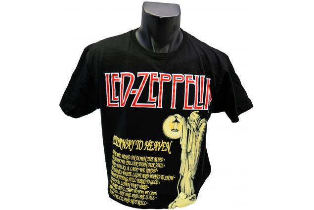 Foto 2 - Tričko Led Zeppelin