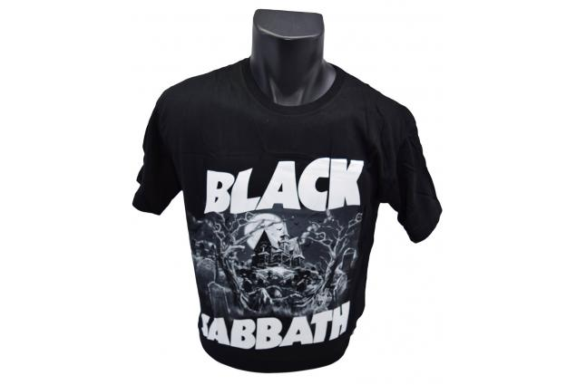 Foto 2 - Tričko Black Sabath model 001