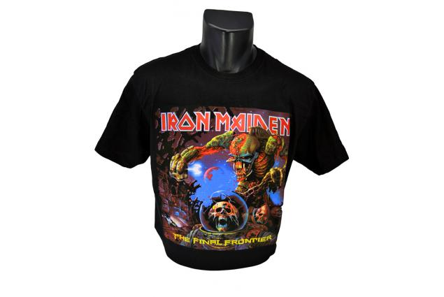 Foto 2 - Tričko Iron Maiden 001
