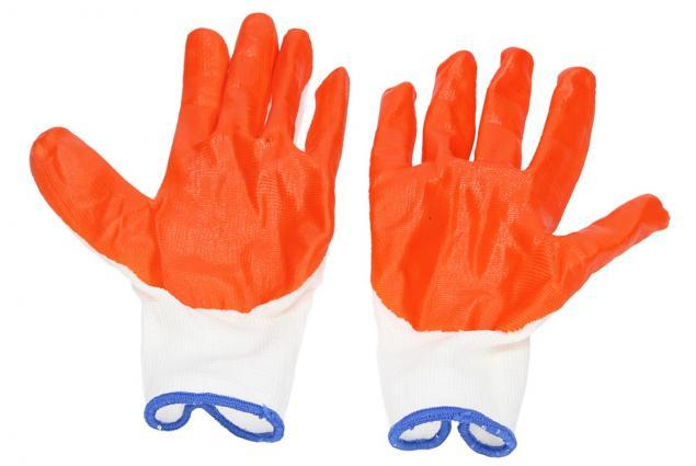 Foto 2 - Pogumované rukavice univerzální velikost 10