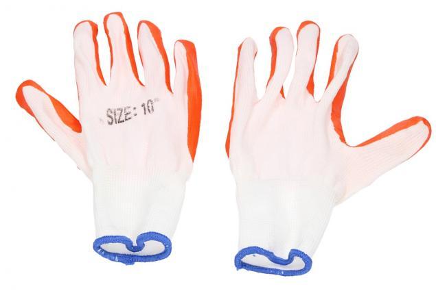 Foto 3 - Pogumované rukavice univerzální velikost 10