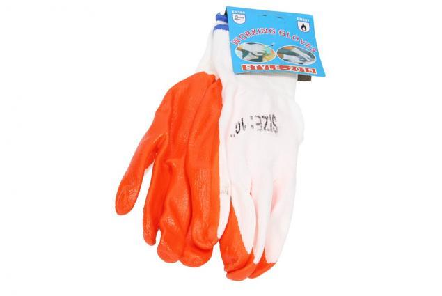 Foto 4 - Pogumované rukavice univerzální velikost 10