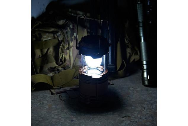 Foto 7 - Lampa pro kemping 2v1