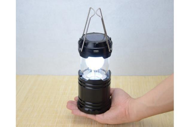 Foto 8 - Lampa pro kemping 2v1