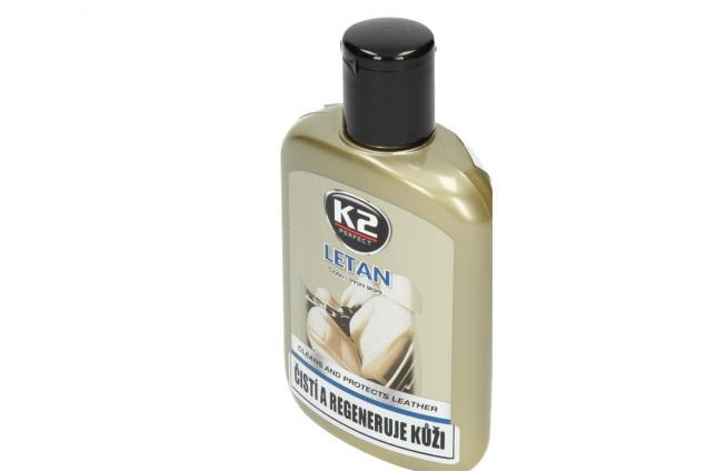 Foto 3 - K2 LETAN 200 ml - čistící a ochranný prostředek na kůži