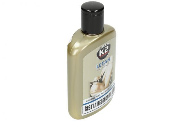 Foto 4 - K2 LETAN 200 ml - čistící a ochranný prostředek na kůži