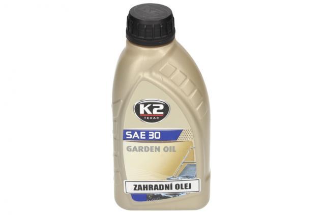Foto 2 - K 2 SAE 30 600 ml - zahradní olej