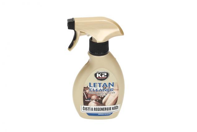 Foto 2 - K2 LETAN CLEANER 250 ml - čistič kůže