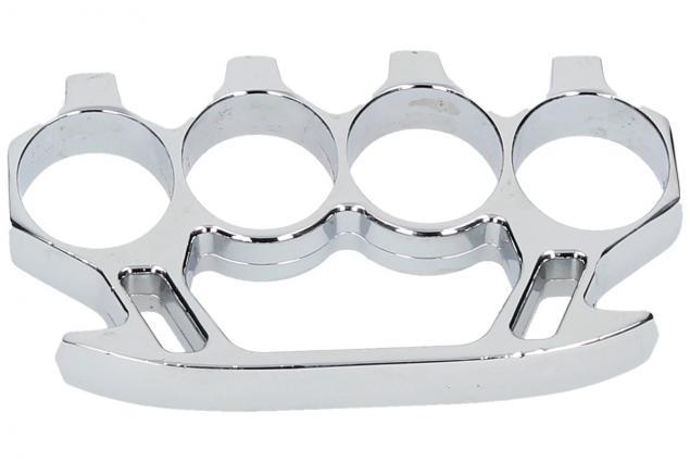 Foto 2 - Boxer stříbrný Choppers
