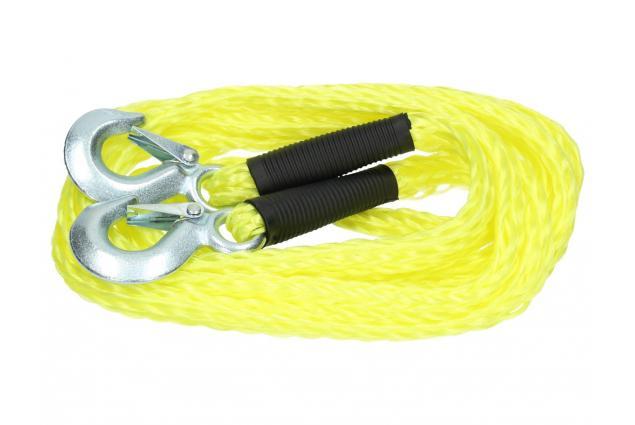 Foto 2 - Tažné lano s háky 2000kg