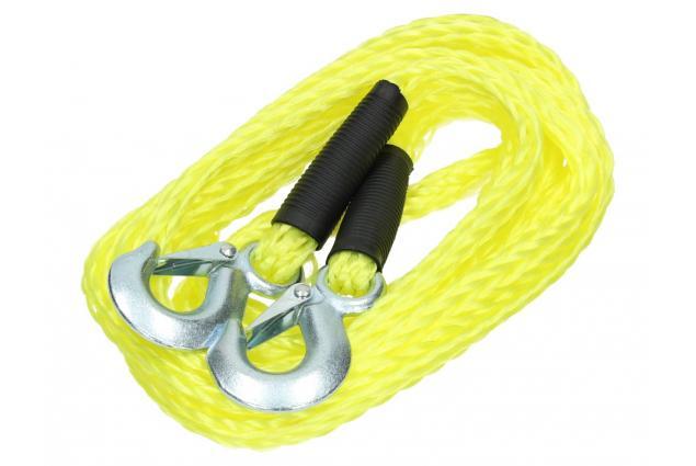 Foto 3 - Tažné lano s háky 2000kg