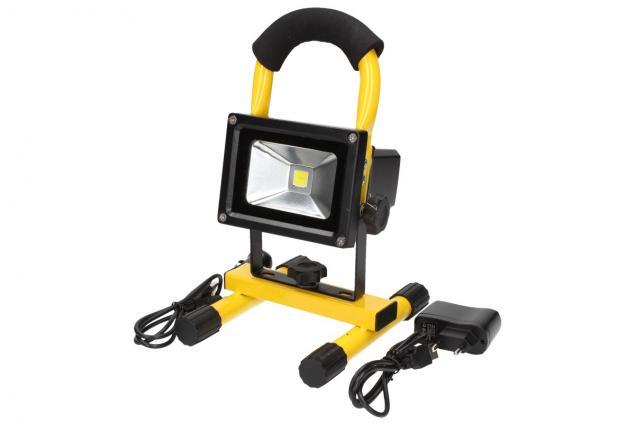 Foto 2 - Přenosný nabíjecí LED reflektor 10W