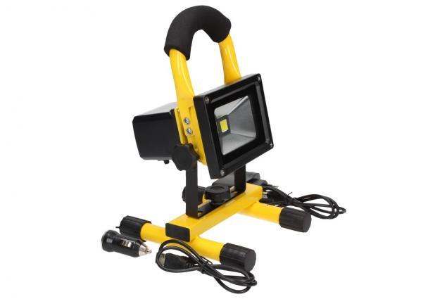 Foto 4 - Přenosný nabíjecí LED reflektor 10W
