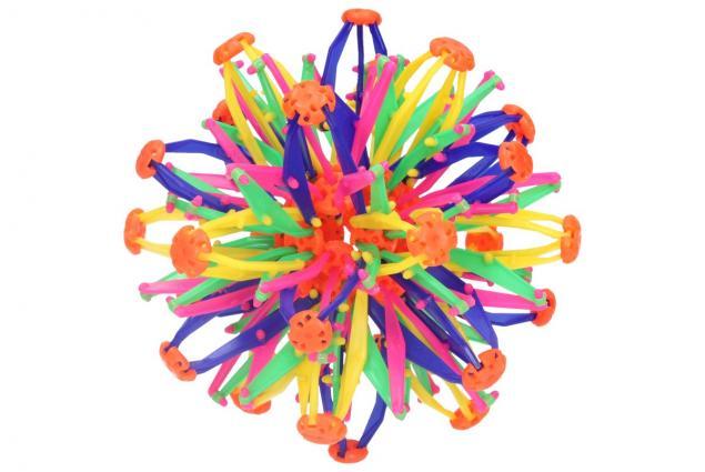 Foto 2 - Skládací míč barevný velký