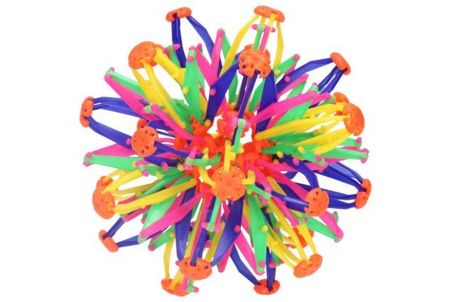 Foto 3 - Skládací míč barevný velký