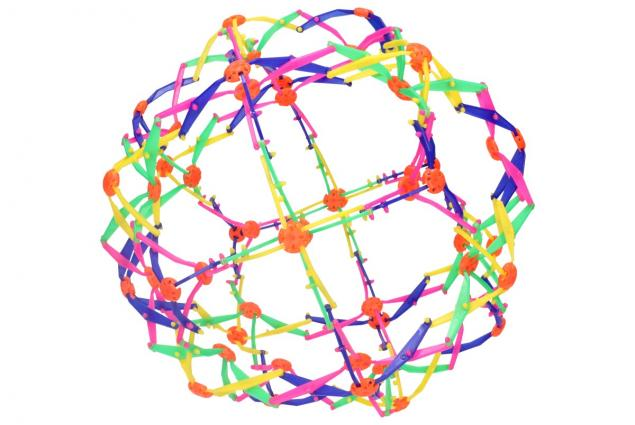 Foto 6 - Skládací míč barevný velký