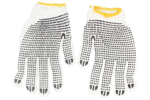 Foto 4 - Pracovní rukavice pletené