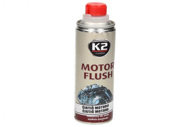 Foto 2 - K2 MOTOR FLUSH 250 ml - odstraňovač usazenin v motoru