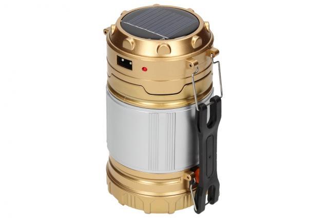 Foto 3 - Lampa pro kemping Profi + solární nabíječka 2v1