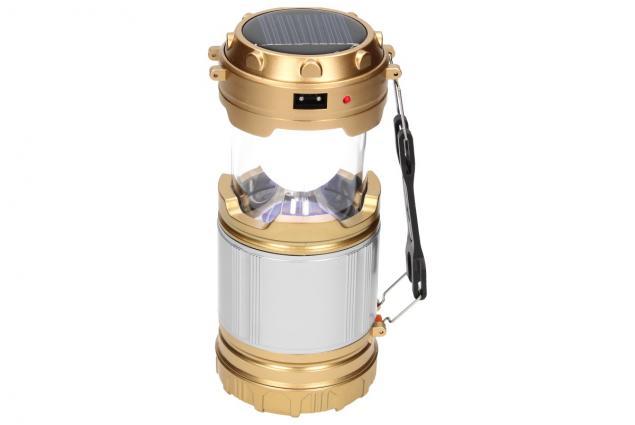Foto 5 - Lampa pro kemping Profi + solární nabíječka 2v1